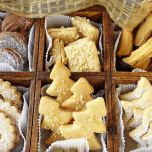 מארז עוגיות חמאה