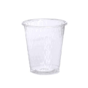 שתיה קרה כוס שקופה